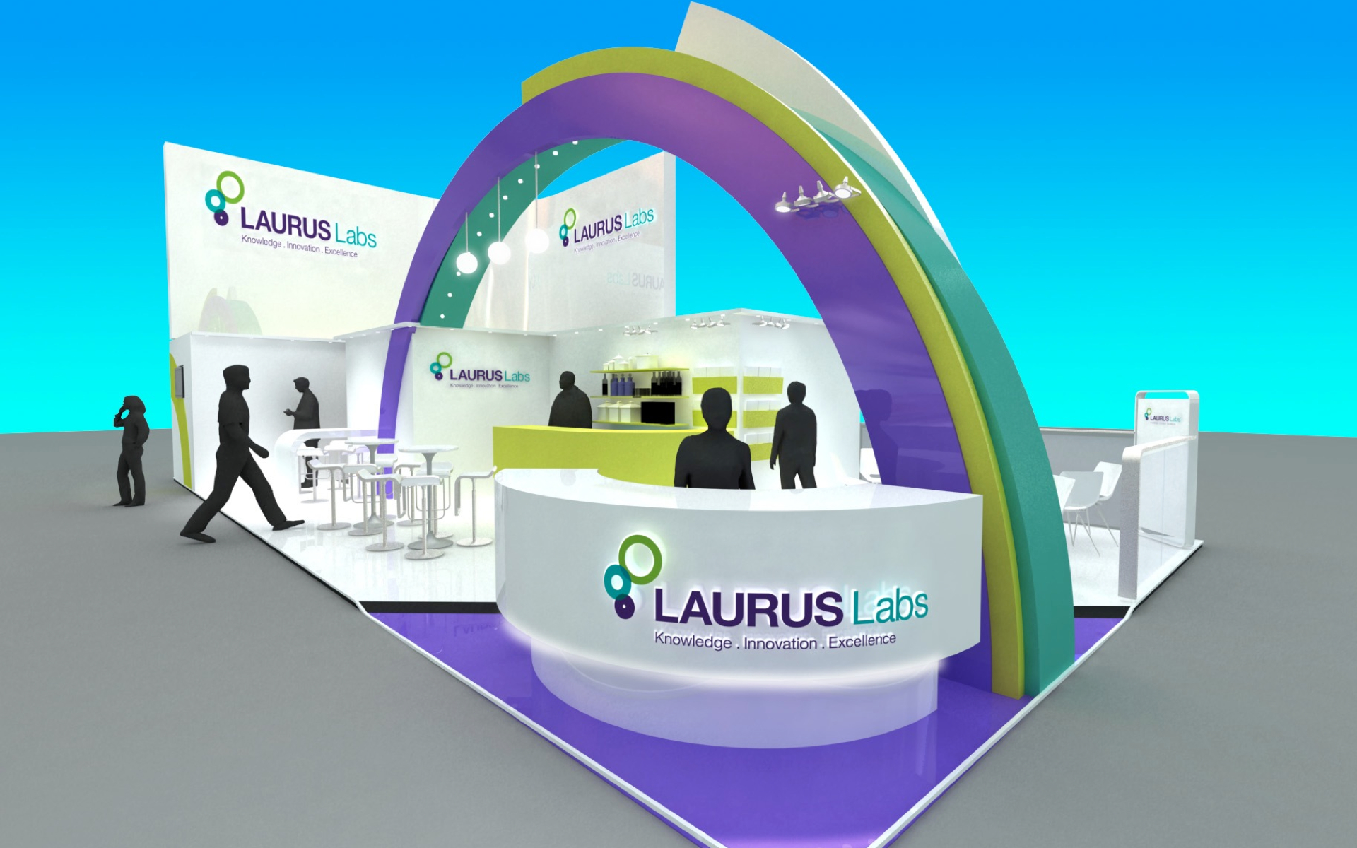 Exhibition Design & Visuals