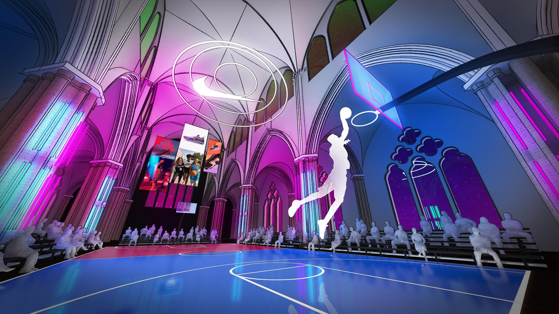 Basketball Launch